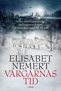 Vargarnas tid (e-bok) av Elisabet Nemert