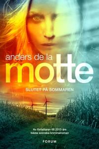 Slutet på sommaren (e-bok) av Anders De la Mott