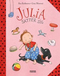 Julia sätter sig (e-bok) av Eva Eriksson, Lisa