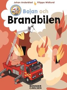 Bojan och brandbilen (e-bok) av Johan Anderblad