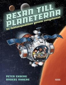 Resan till planeterna (e-bok) av Peter Ekberg