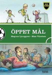 Öppet mål (e-bok) av Magnus Ljunggren
