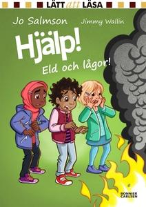 Hjälp! Eld och lågor! (e-bok) av Jo Salmson
