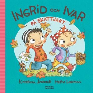 Ingrid och Ivar på skattjakt (e-bok) av Katerin