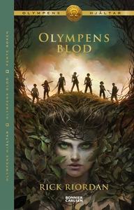 Olympens blod (e-bok) av Rick Riordan