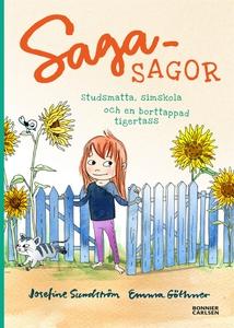 Sagasagor. Studsmatta, simskola och en borttapp