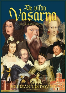 De vilda Vasarna - en våldsam historia (e-bok)