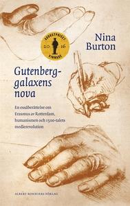 Gutenberggalaxens nova : En essäberättelse om E