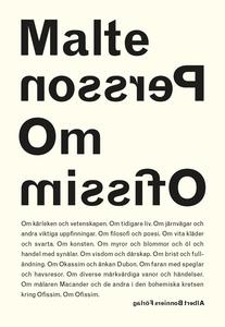 Om Ofissim (e-bok) av Malte Persson