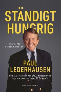 Ständigt hungrig  (e-bok) av Petter Karlsson, P