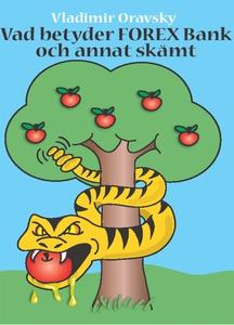 VAD BETYDER FOREX BANK OCH ANNAT SKÄMT (e-bok)