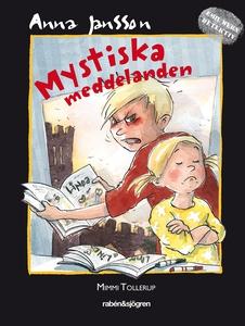 Mystiska meddelanden (e-bok) av Anna Jansson