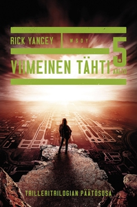 Viides aalto: Viimeinen tähti (e-bok) av Rick Y