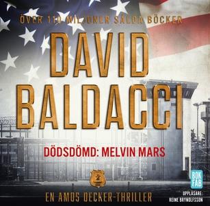 Dödsdömd: Melvin Mars (ljudbok) av David Baldac