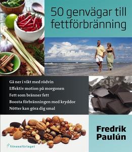 50 genvägar till fettförbränning (e-bok) av Fre
