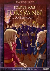 Folket som försvann (e-bok) av Jo Salmson