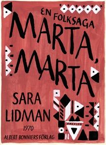 Marta, Marta : En folksaga (e-bok) av Sara Lidm