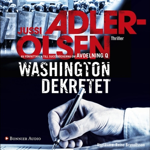 Washingtondekretet (ljudbok) av Jussi Adler-Ols