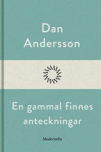 En gammal finnes anteckningar (e-bok) av Dan An