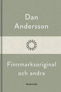 Finnmarksoriginal och andra (e-bok) av Dan Ande