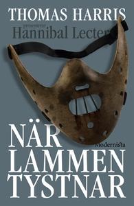 När lammen tystnar (e-bok) av Thomas Harris