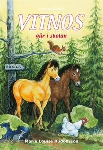 Vitnos 13 - Vitnos går i skolan (e-bok) av Mari