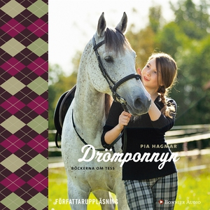 Drömponnyn (ljudbok) av Pia Hagmar
