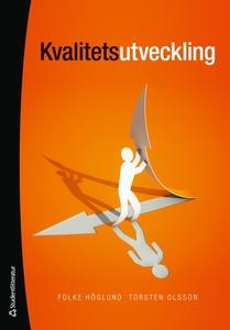 Kvalitetsutveckling (e-bok) av Folke Höglund, T