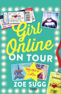 Girl Online On Tour (e-bok) av Zoe Sugg