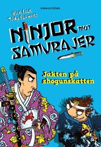 Ninjor mot samurajer 2 - Jakten på shogunskatte