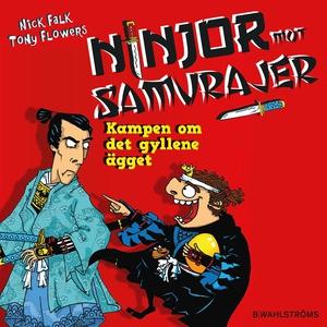 Ninjor mot samurajer 1 - Kampen om det gyllene
