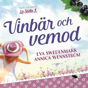 Vinbär och vemod (ljudbok) av Annica Wennström,