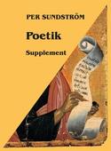 Poetik : Supplement
