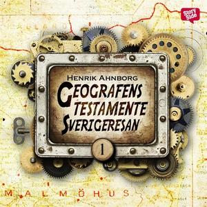 Geografens testamente – del 1 (ljudbok) av Henr