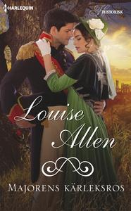 Majorens kärleksros (e-bok) av Louise Allen