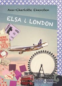 Elsa i London (e-bok) av Ann-Charlotte Ekensten