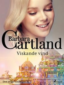 Viskande vind (e-bok) av Barbara Cartland