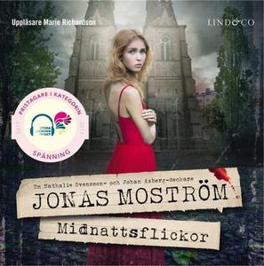 Midnattsflickor (ljudbok) av Jonas Moström