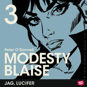 Jag, Lucifer (ljudbok) av Peter O'Donnell