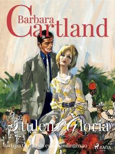 Stulen Gloria (e-bok) av Barbara Cartland