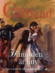 Hämnden är ljuv (e-bok) av Barbara Cartland