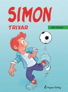 Simon trixar (e-bok) av Jørn Jensen