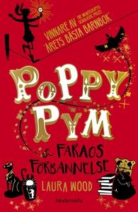 Poppy Pym och Faraos förbannelse (e-bok) av Lau