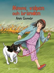 Mimmi, valpen och branden (e-bok) av Ann Gomér