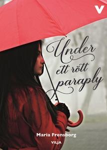 Under ett rött paraply (e-bok) av Maria Frensbo