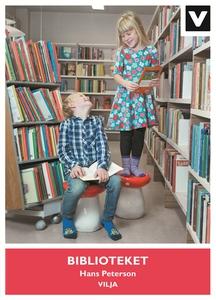 Biblioteket (e-bok) av Hans Peterson