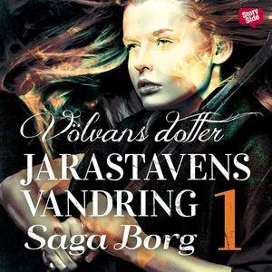 Völvans dotter (ljudbok) av Saga Borg