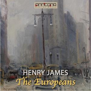 The Europeans (ljudbok) av Henry James