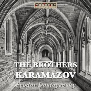 The Brothers Karamazov (ljudbok) av Fyodor Dost