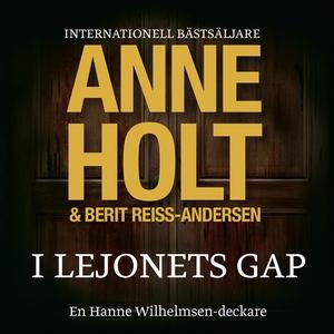 I lejonets gap (ljudbok) av Anne Holt